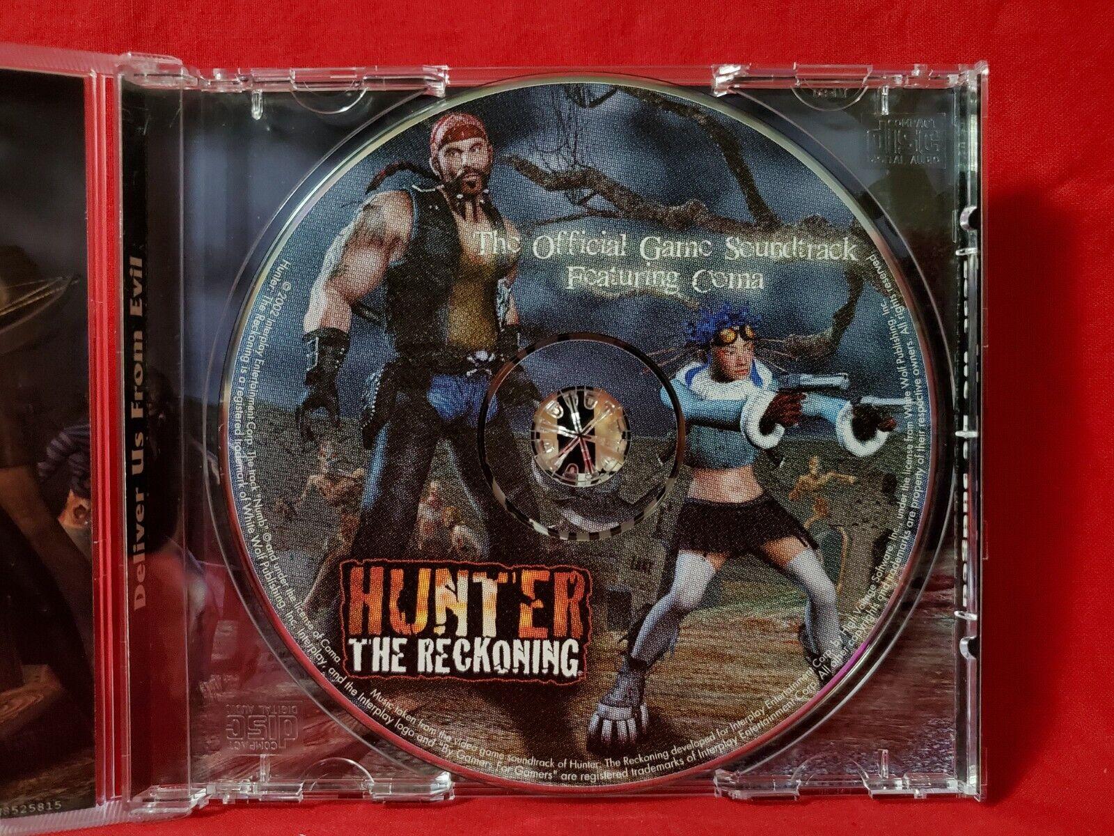 Hunter The Reckoning 2002 Soundtrack CD - $34.98