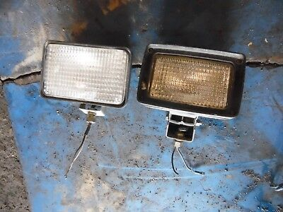 Ford Tw 35 Series 2 Farm Tractor Aftermarket 12 Volt Cab Lights