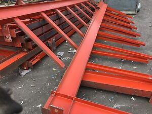 Steel i beam lengths 12 available Kings Park Blacktown Area Preview