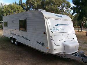 2003 Roadstar, The Grange L.E. 25' dual axle caravan, 4 berth Wanneroo Wanneroo Area Preview