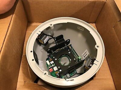 Ge Security Cyh-4202 Cyberdome Ii Select Pendant Mount Housing Htrfan Coax