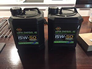 Penrite HPR Diesel 15 Engine Oil - 15W-50, 10 Litre x 2 (20 litre) Chermside Brisbane North East Preview