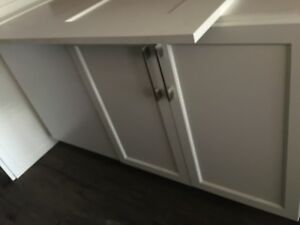Pantry and kitchen cabinets