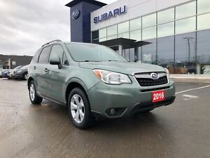 2016 Subaru Forester 2.5i Touring Package w/Eyesight