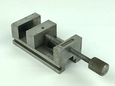 Machinist Precision Vise Machine Tools Tooling Vintage