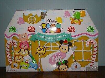 Disney Tsum Tsums Countdown to Christmas Advent Calendar  2016