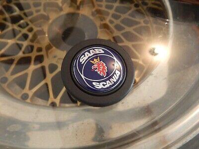 Horn button steering wheel Saab saab 99 saab 900 classic saab 9000 Nardi klaxon