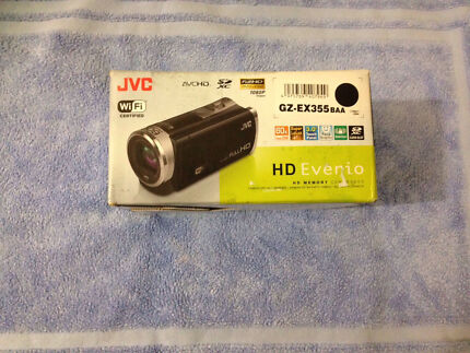 HD Everio Camera//Touchscreen + WiFi\\ Holden Hill Tea Tree Gully Area Preview