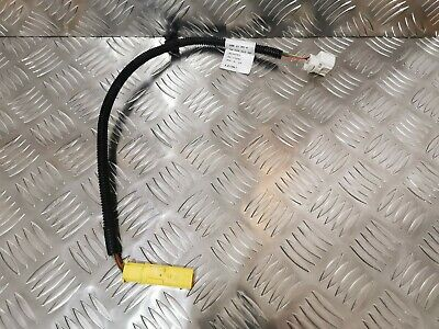 CITROEN C3 DS3 FRONT FOG LIGHT WIRING LOOM CABLE PLUG 9664996380