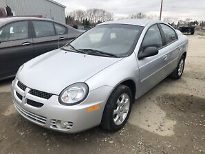 2003 Dodge SX 2.0 Base Sedan