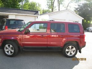 2011 Jeep Patriot Limited Edition, 4x4