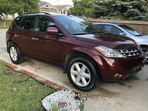 2005 NISSAN MURANO AWD CLEAN TITLE FRESH SAFETY $5,999***