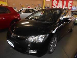 2008 Honda Civic Sport Sedan Wangara Wanneroo Area Preview