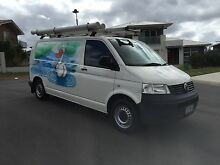 2008 VW TRANSPORTER FULL TRADIE SETUP!! 12 MONTHS WARRANTY Underwood Logan Area Preview