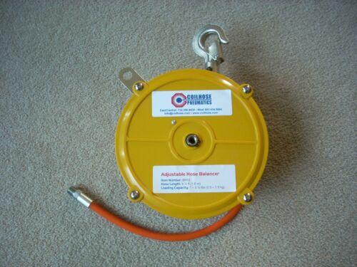 Coilhose Pneumatics BH02 Mechanical Hose Balancer, 1 - 3.5 lbs.