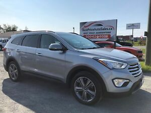 2013 Hyundai Santa Fe XL LIMITED! HUGE PANO ROOF! AWD!!