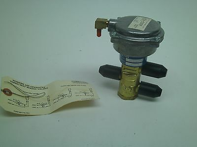 New Powers 656-0009 Mixing Valve 3-way Siemens Air Operated Free Shipping Kb