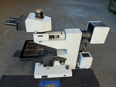Ernst Leitz Wetzlar Type 020-448.026 Ergolux Motorized Stage Microscope