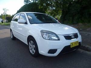 2011 Kia Rio Hatchback with 11 months rego! Waratah West Newcastle Area Preview