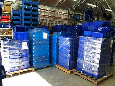 Akro-mils Abrobins Plastic Parts Bins Over 1200 Bins