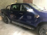 Ford Ranger XLT PX MKII Kangaroo Point Brisbane South East Preview