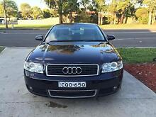 2004 Audi A4 Sedan Immaculate Condition long Rego Greenfield Park Fairfield Area Preview