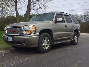 2002 Yukon Denali E-tested
