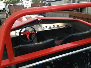 Race hull trade for muscle car