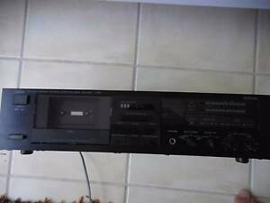 yamaha cassette tape deck Arundel Gold Coast City Preview