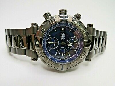 Invicta Men's Subaqua Noma I Automatic Chronograph 4378 Watch Valjoux 7750