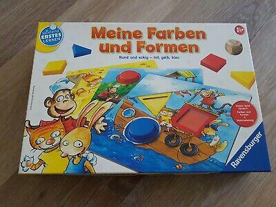 arben und Formen, Lernspiel, ab 1 1/2+ *TOP* (Top Lernspielzeug)