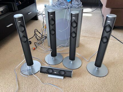Wanted: Surround sound system