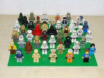 6 Lego Star Wars Figuren Sammlung Konvolut Minifiguren  online kaufen