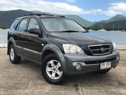Kia Sorento 4x4 With Warranty! Cairns Cairns City Preview