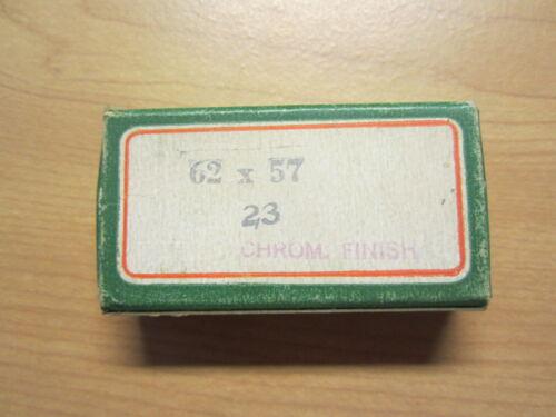 62x57 Sewing Machine Needles, sz. 23, Box of 100