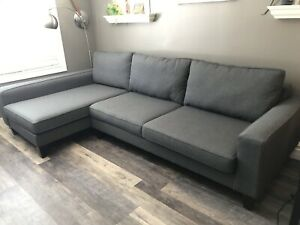 Brand new sectional couch/sofa