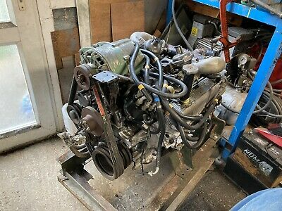 land rover 101 Forward Control 24v V8 Engine FUT Rapier Tractor