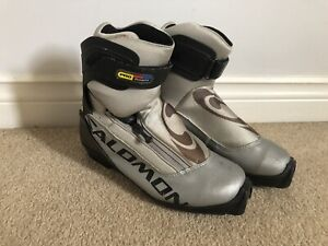 Men's  cross country skiing boots