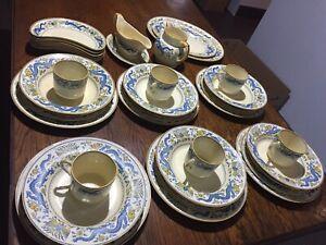 Antique Mintons Dinner Set