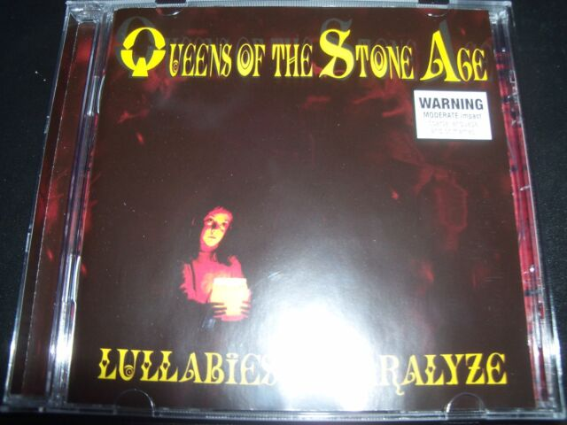 Queens Of The Stone Age Lullabies To Paralyze (Australia) CD – Like New