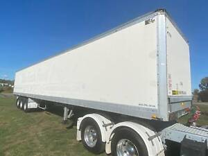 Maxitrans ST3-OD Tri-axle Dry Pantech Trailer.Ex Woolworths.48 feet Inverell Inverell Area Preview