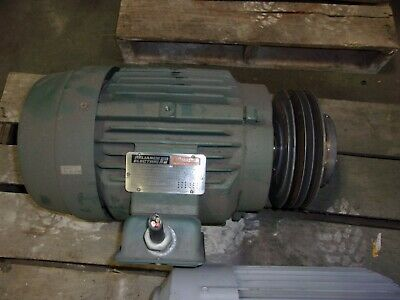 Reliance Electric E-master P21g4903aa 10hp 1760 Rpm 3ph 215t Frame Ac Motor