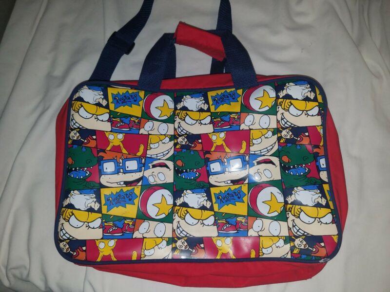 Vintage Rugrats Messenger Bag 1999 Viacom Nickelodeon