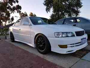JZX100 TOYOTA CHASER Padbury Joondalup Area Preview