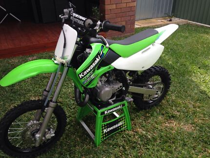 Kawasaki kx65 2013 As Good as New only 10hrs use one Owner Biggera Waters Gold Coast City Preview