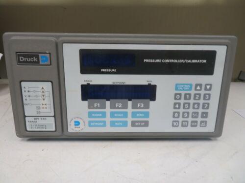Druck - model DPI-510 Pressure Controller/Calibrator - Parts/Repair - OQ39