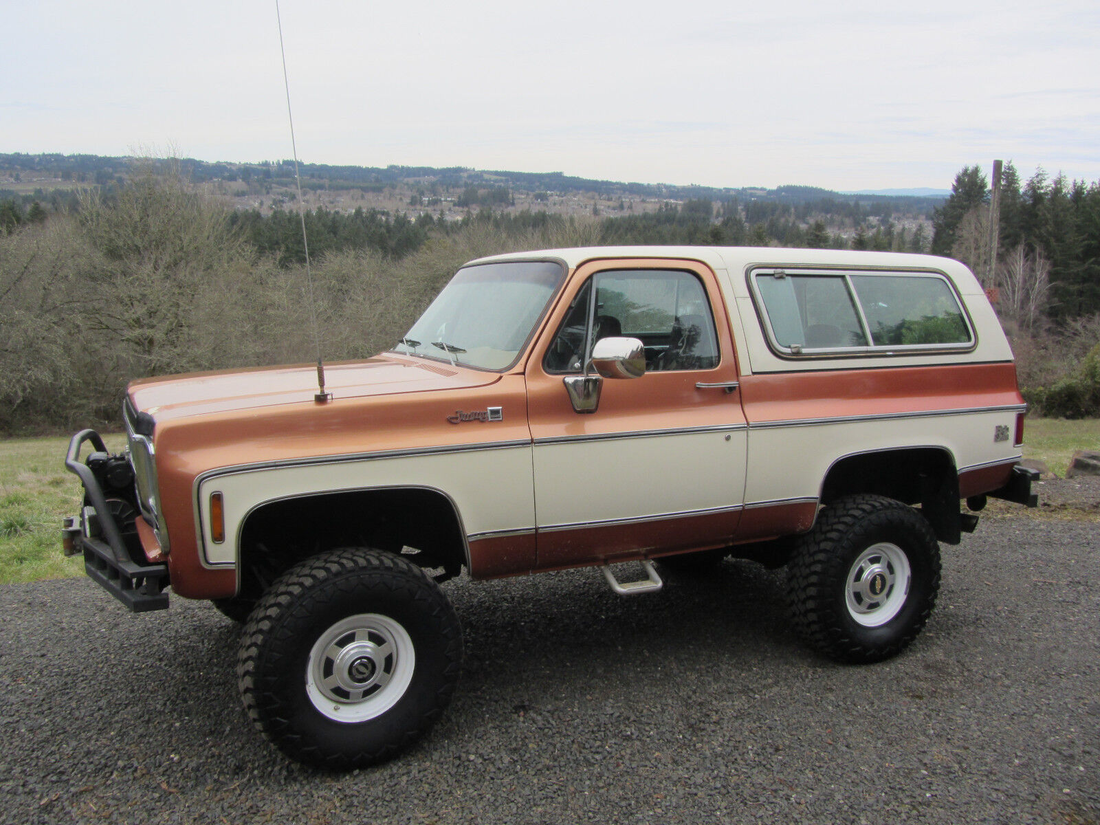 1979 Gmc Jimmy K5 Chevrolet Blazer High Sierra Used Gmc