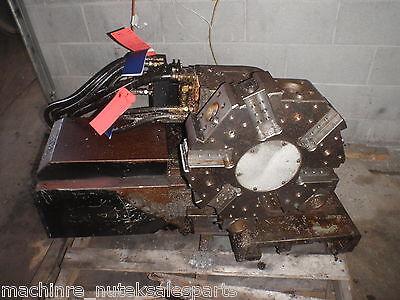 Mori Seiki Cnc Lathe - Turning Centersl-2h Tool Turret Assembly Sl2 H