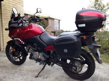 Suzuki V-strom 650 Motorcycle Blackmans Bay Kingborough Area Preview