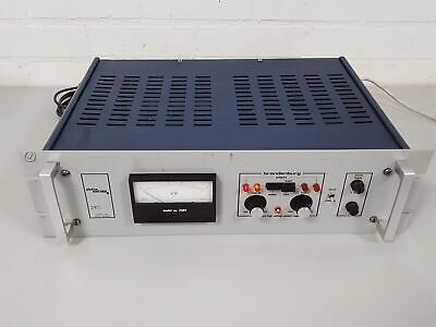 Brandenburg Model 2507 5kv High Voltage Power Supply Lab